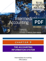 Ch03 Intermediate Accounting Ifrs Edition Vol 1 the Accpunting Information System