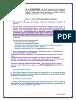 Trabajo Academico - Racionalizacion Organizacional