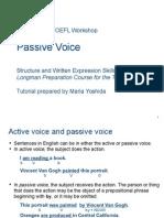 skills 37-38 passive voice