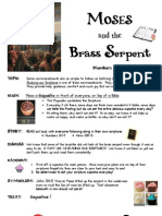 MOSES and the Brass Serpent