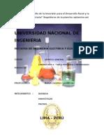 Laboratorio 2 quimica general uni