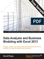 Data Analysis and Business Modeling with Excel 2013 - Sample Chapter