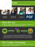 180 Degrees Consulting NYU - Recruitment Presentation