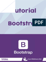 Tutorial Bootstrap