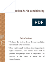Refrigeration And Air-Conditioning System