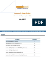 Systematix Newsletter IndianInvBankingInd 28-Jul-15