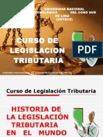 Historia Derecho Tributario en El Mundo