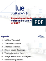 PPT   JetBlue Airways IPO Valuation PowerPoint Presentation   ID