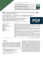 Journal of Affective Disorders Volume 142 Issue 1 2012 [Doi 10.1016_j.jad.2012.05.001] Nery-Fernandes, Fabiana_ Rocha, Marlos v._ Jackowski, Andrea_ La -- Reduced Posterior Corpus Callosum Area in Suicidal and Non-su