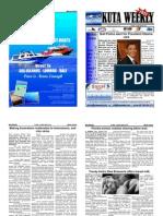 "Kuta Weekly-Edition 173 ""Bali""s Premier Weekly Newspaper"""