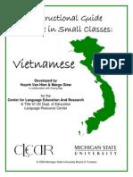 Dạy Tiếng Việt Vietnamese Guide