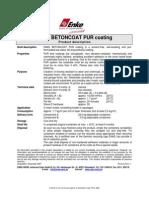 Betoncoat - Beschichtung Pur (8)-En