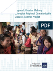 Greater Mekong Subregion Regional Communicable Diseases Control Project