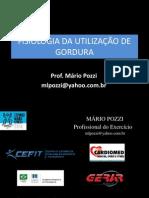CP4 - Fisiologia Da Utilização Da Gordura Corporal_Assertividade Para o Emagrecimento - Mário Pozzi
