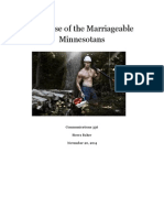 case of the marriageable minnesotans portfolio cal