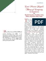 Theory Longivity