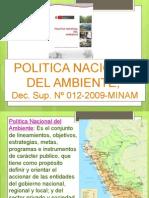 UNIDAD-I-2 (POLÍTICA NACIONAL DEL AMBIENTE)