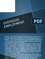 Overseas Employment