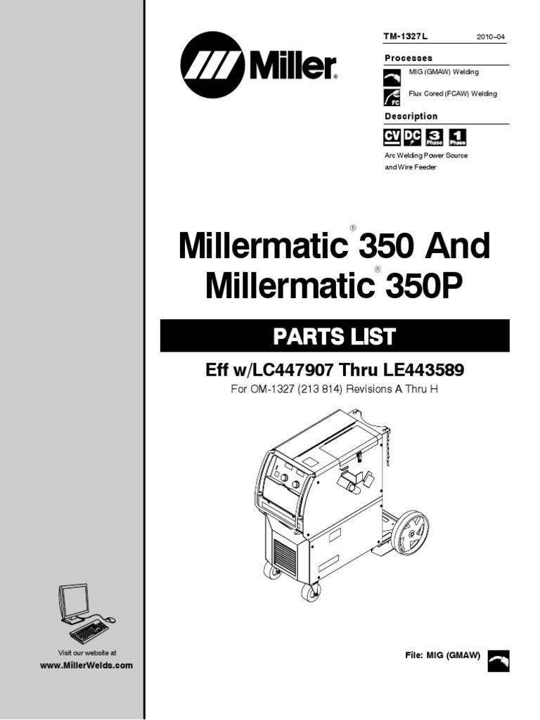 MILLER 056195 Guide,Wire Inlet 1//16-5//64  Wire for Wire Feeder//Mig Welder