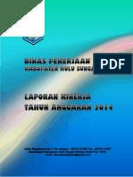 Sakip Dinas Pu 2014