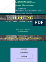 Auditing Islam Mikro Sofyan