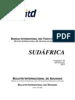 SUDÁFRICA  2013
