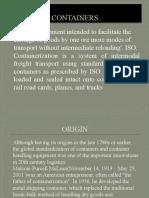 Containarisation ppt