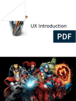 [UX Series] 1 - UX Introduction