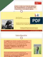 24.Mala Nutrición Como Factor de Riesgo Para El Buen Desempeño Académico de Los Estudiantes Universitarios