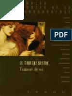 Grunberger Bela-Le narcissisme, l'amour de soi  -Sand & Tchou.pdf