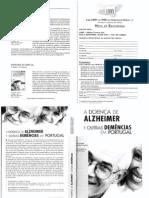 A doença de Alzheimer e Outras Demências Em Portugal
