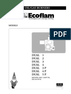 Ecoflam Manual