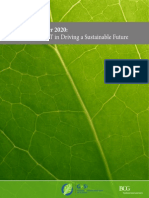 BCG SMARTer 2020 - The Role of ICT in Driving a Sustainable Future - December 2012
