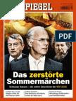 Der Spiegel Magazin No 43 Vom 17 Oktober 2015