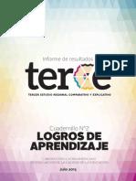 TERCE Cuadernillo2 Logros Aprendizaje WEB