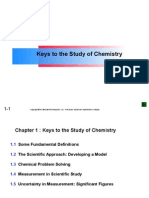 Chem 16 - Keys to the Study of Chemistry