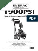 Generac 1908 Manual