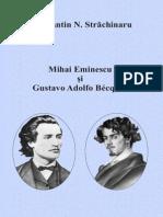 Mihai Eminescu și  Gustavo Adolfo Bécquer