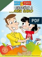 Pepita y Papa te enseñan