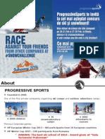 #snowchallenge - Corporate Ski & Snowboard Race 2016