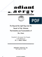 Book Radiant Energy 1945