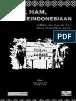 Islam - Ham- Keindonesiaan