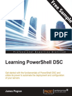 Learning PowerShell DSC - Sample Chapter