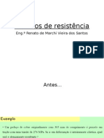 Critérios de Resistência