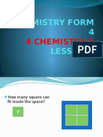 Chemistry Form 4 Lesson 5 (2)