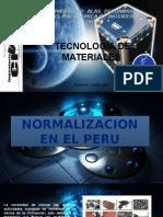 Normalizacion en Peru.docx