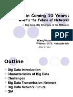 ICT_Wang ppt bigdata