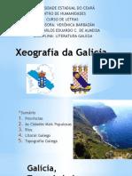 Xeografía Da Galicia