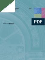 Memoria de Reclamaciones Del Banco de España-MSR2011