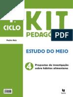 kit pedagogico